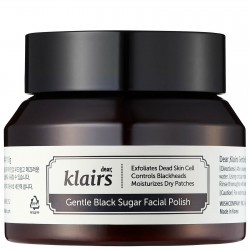 Скраб Klairs Gentle Black Sugar Facial Polish 110g