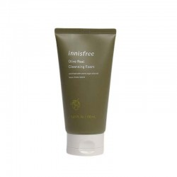 Пенка для умывания Innisfree Olive Real Cleansing Foam 150ml