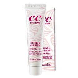 СС-крем Secret Key Telling U CC Cream SPF50/PA+++ 30ml