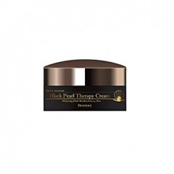 Крем Deoproce Black Pearl Therapy Cream 100ml