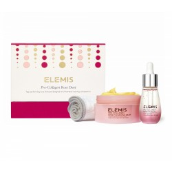 Набор Elemis Pro-Collagen Rose Duet 15ml/100g