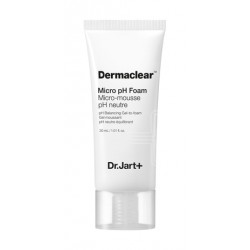 Пенка для умывания Dr.Jart+ Dermaclear Micro PH Foam 120ml