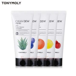 Пенка для умывания Tony Moly Clean Dew Foam Cleanser 180ml