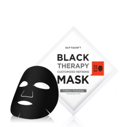 Маска Duft&Doft Black Therapy Customized Refining Mask