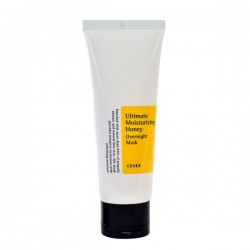 Ночная маска COSRX Ultimate Moisturizing Honey Overnight Mask 60ml
