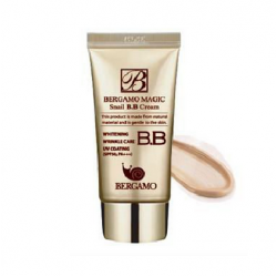 ББ-крем Bergamo Magic Snail B.B Cream UV SPF 50 PA+++ 50ml