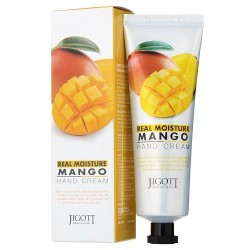 Крем для рук Jigott Real Moisture Mango Hand Cream 100ml