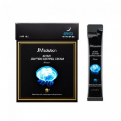 Ночной крем JMSolution Active Jellyfish Sleeping Cream 4ml