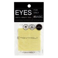 Наклейки для век Tony Moly Eyelash Tape Basic 40 пар