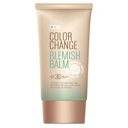 ББ-крем Welcos Lotus Color Change BB SPF 25/PA++ 50ml