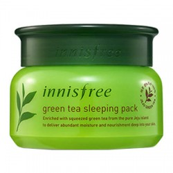 Ночная маска Innisfree Green Tea Sleeping Pack 80ml