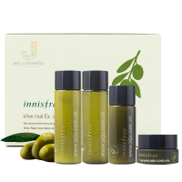 Набор Innisfree Olive Real Ex. Special Kit
