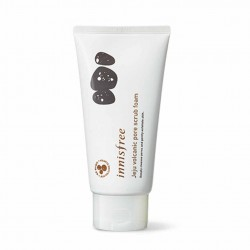 Пенка для умывания Innisfree Jeju Volcanic Pore Scrub Foam 150ml