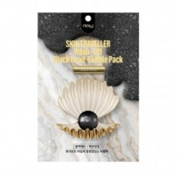 Маска Nohj Skin Traveller Wash-Off Black Head Bubble Pack (Black Pearl)