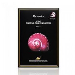 Маска JMSolution Active Pink Snail Brightening Mask Prime