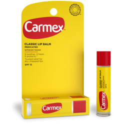 Бальзам для губ Carmex Classic Lip Balm Medicated Stick SPF15