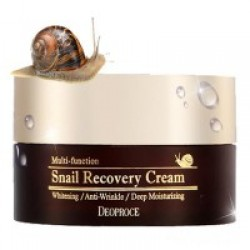 Крем Deoproce Snail Recovery Cream 100g