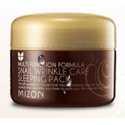 Ночная маска Mizon Snail Wrinkle Care Sleeping Pack 80ml