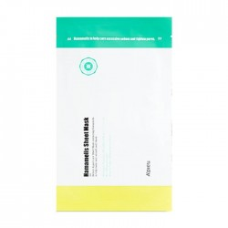 Маска A'pieu Hamamelis Sheet Mask