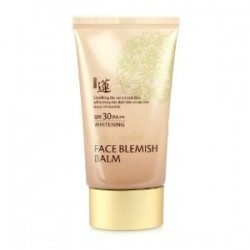 ББ-крем Welcos Face blemish balm whitening BB SPF30/PA++